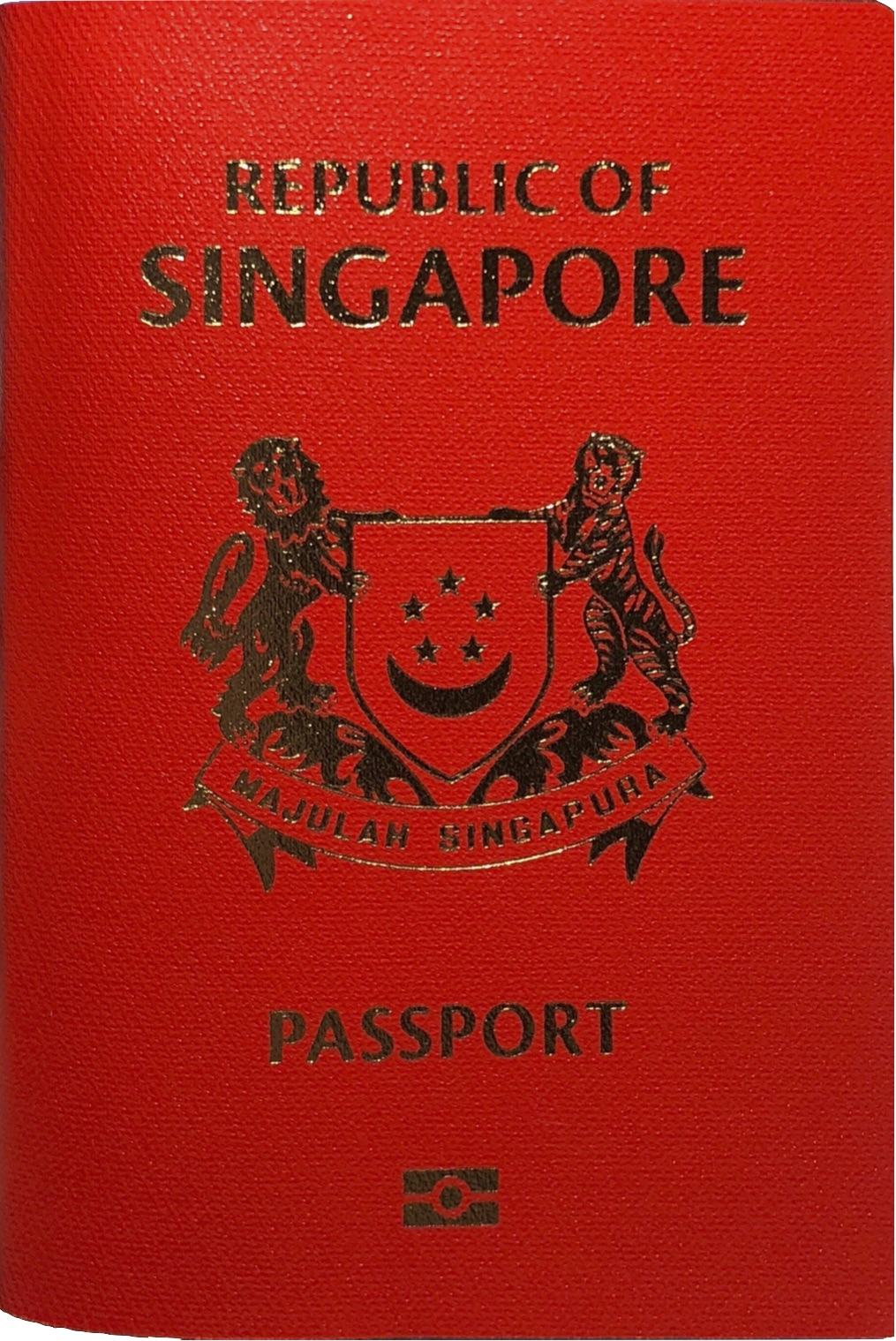 Passport of a Singapore citizen