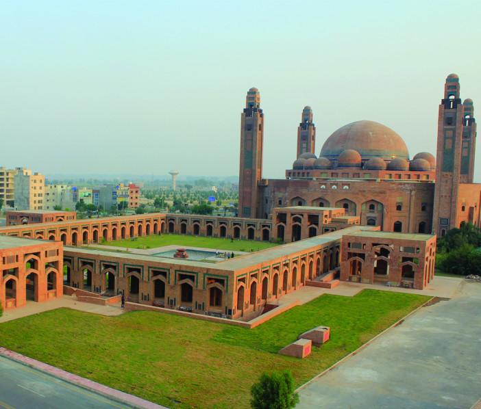 A beautiful view of Grand Masjid