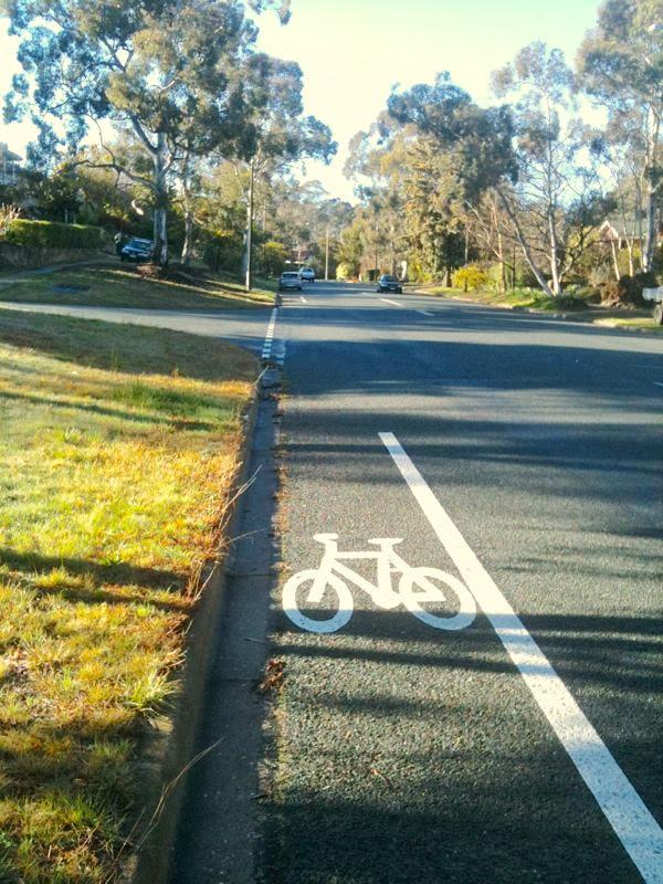 Bike Lane Aranda