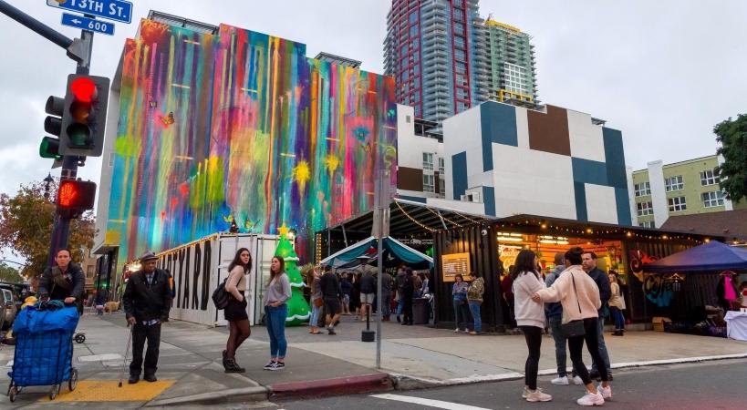 San Diego's East Village