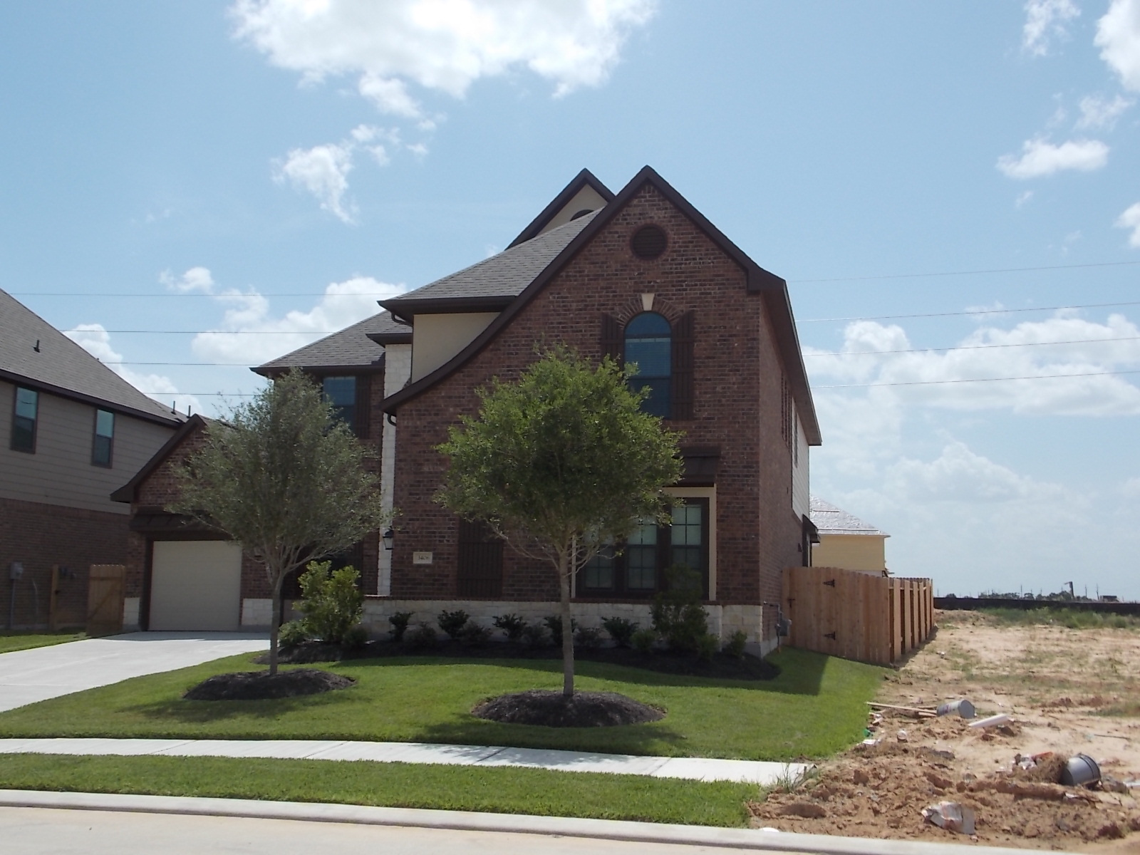 New Home in Pine MIll Ranch