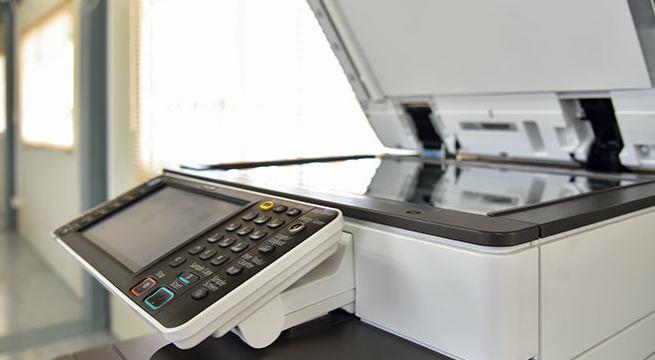 Nhiều cơ sở bán máy photocopy xuất hiện trên thị trường
