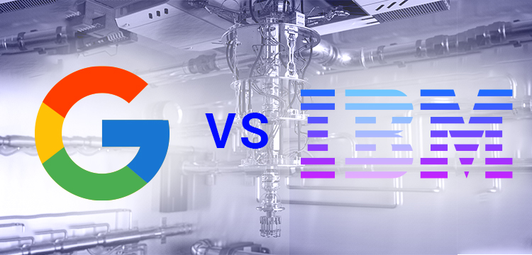 Google claimed to achieve Quantum Supremacy and IBM challenged it.