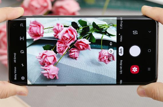 Bí quyết khắc phục Samsung Galaxy S10 lỗi camera đơn giản