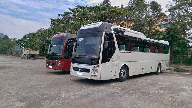 Dịch vụ cho thuê xe 45 chỗ ngồi tại TPHCM