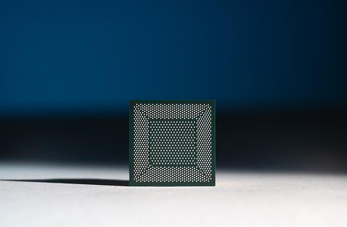 Loihi chip neuromorphic computing Intel