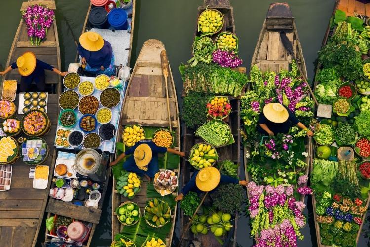 TOP 10 endroits à visiter en Thaïlande 5