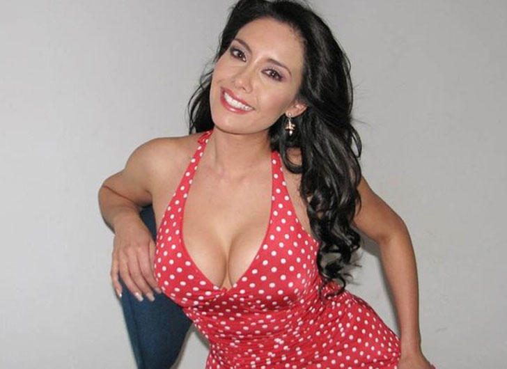 Sugey Abrego – Canal 4