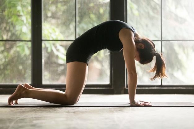 Gas relief yoga