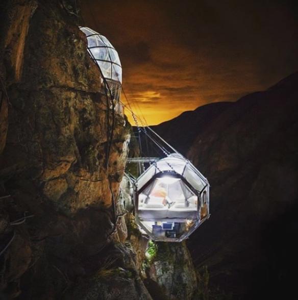Adventure Suites in Peru
