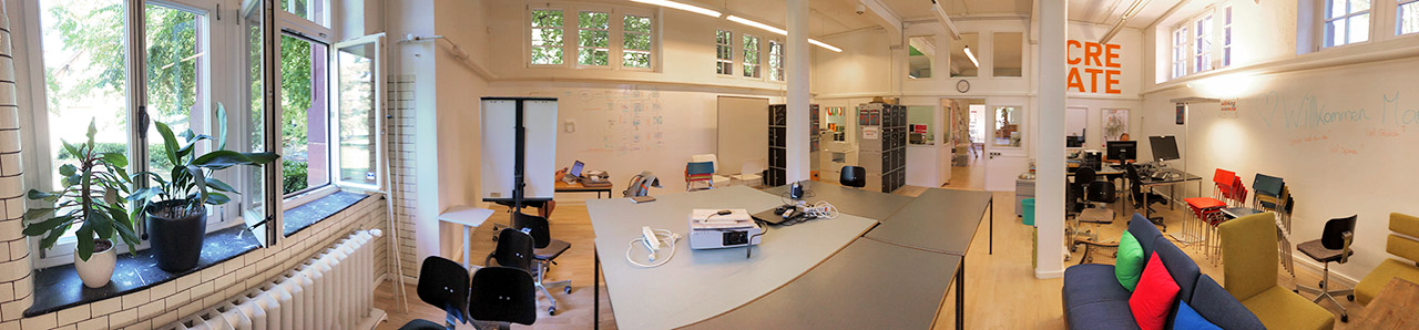Impression of coworking space Wörking