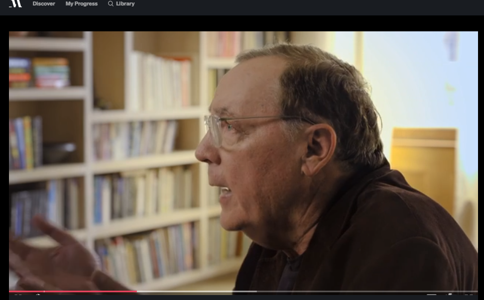 James Patterson Masterclass Review - Office Hours