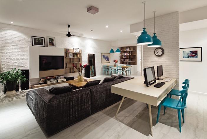 Kết quả hình ảnh cho Phong cách thiết kế nội thất nhà chung cư hiện đại