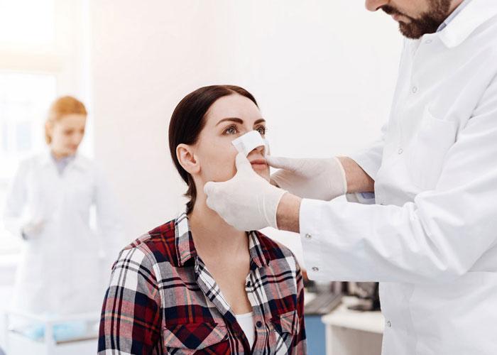 تکنیک جراحی بینی گوشتی