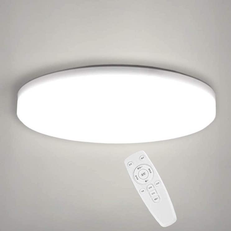 OOWOLF LEDシーリングライト