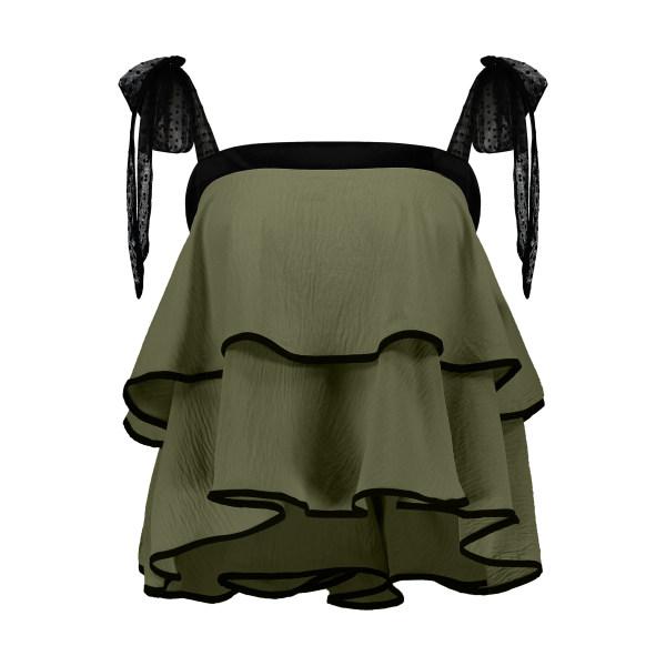 بلوز زنانه کیکی رایکی مدل BB2417-008