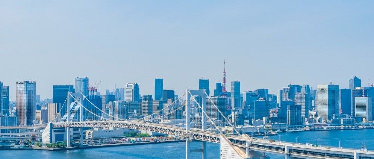 東京都のスカイライン