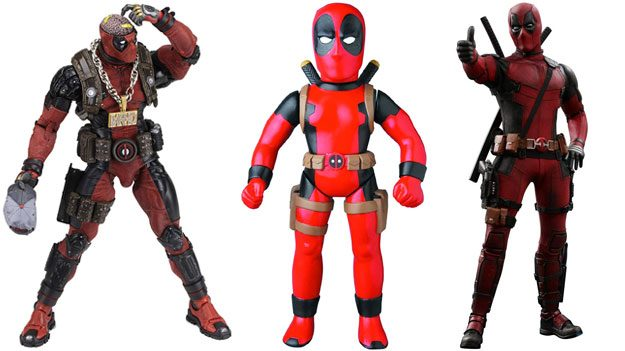 Best Value Deadpool Action Figure Toy To Play With