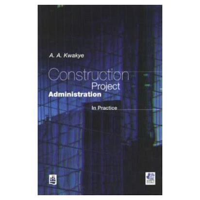 V507 Book] Free PDF Construction Project Administration in
