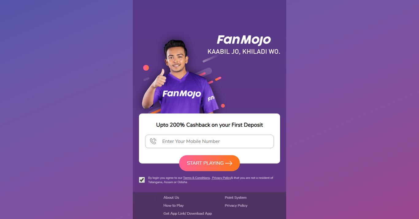 apps like Dream 11 Fanmojo