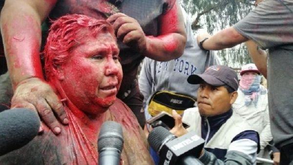 La región de Cochabamba ha sido escenario de violencia contra mujeres, principalmente indígenas.
