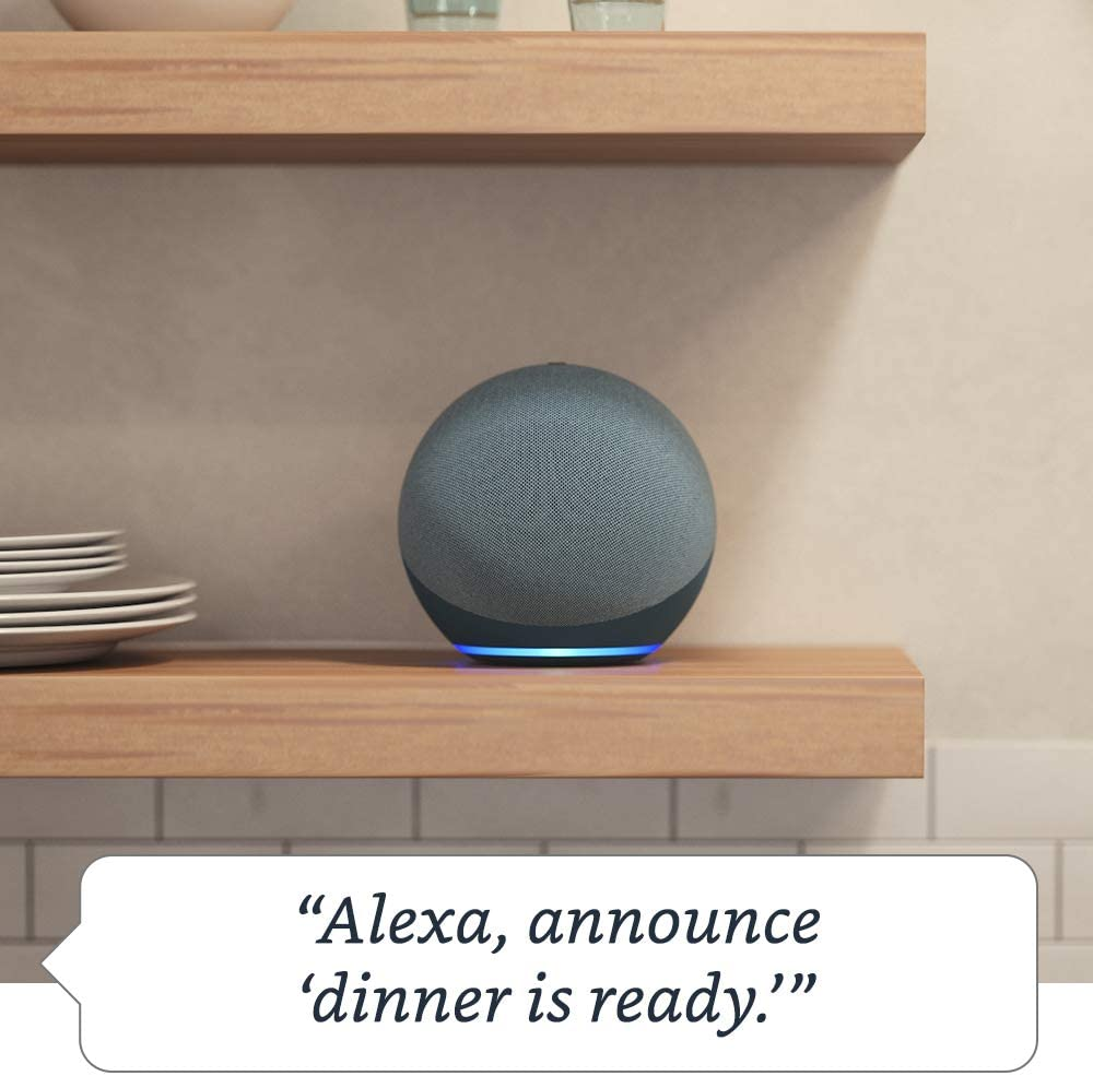 this is an example of a smart speaker
