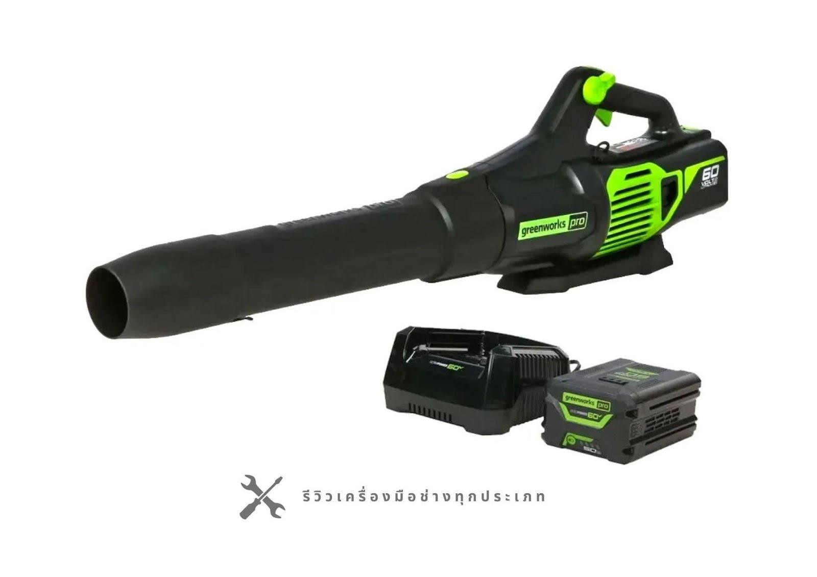 Greenworks Pro 60V 700 CFM Blower
