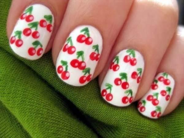 cute nail designs creem (19)