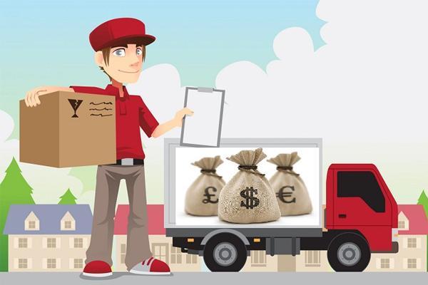 Dịch vụ vận chuyển hàng Thái Lan