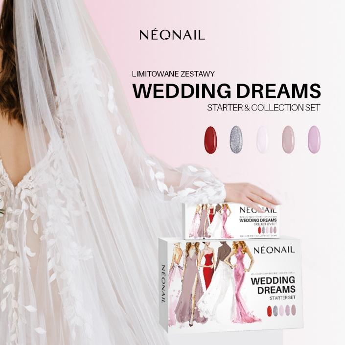 Limitowane zestawy do hyrbyd  Wedding Dreams