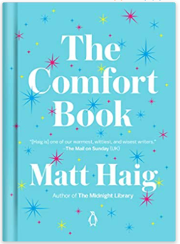 the comfort book matt haig gift ideas homebodies