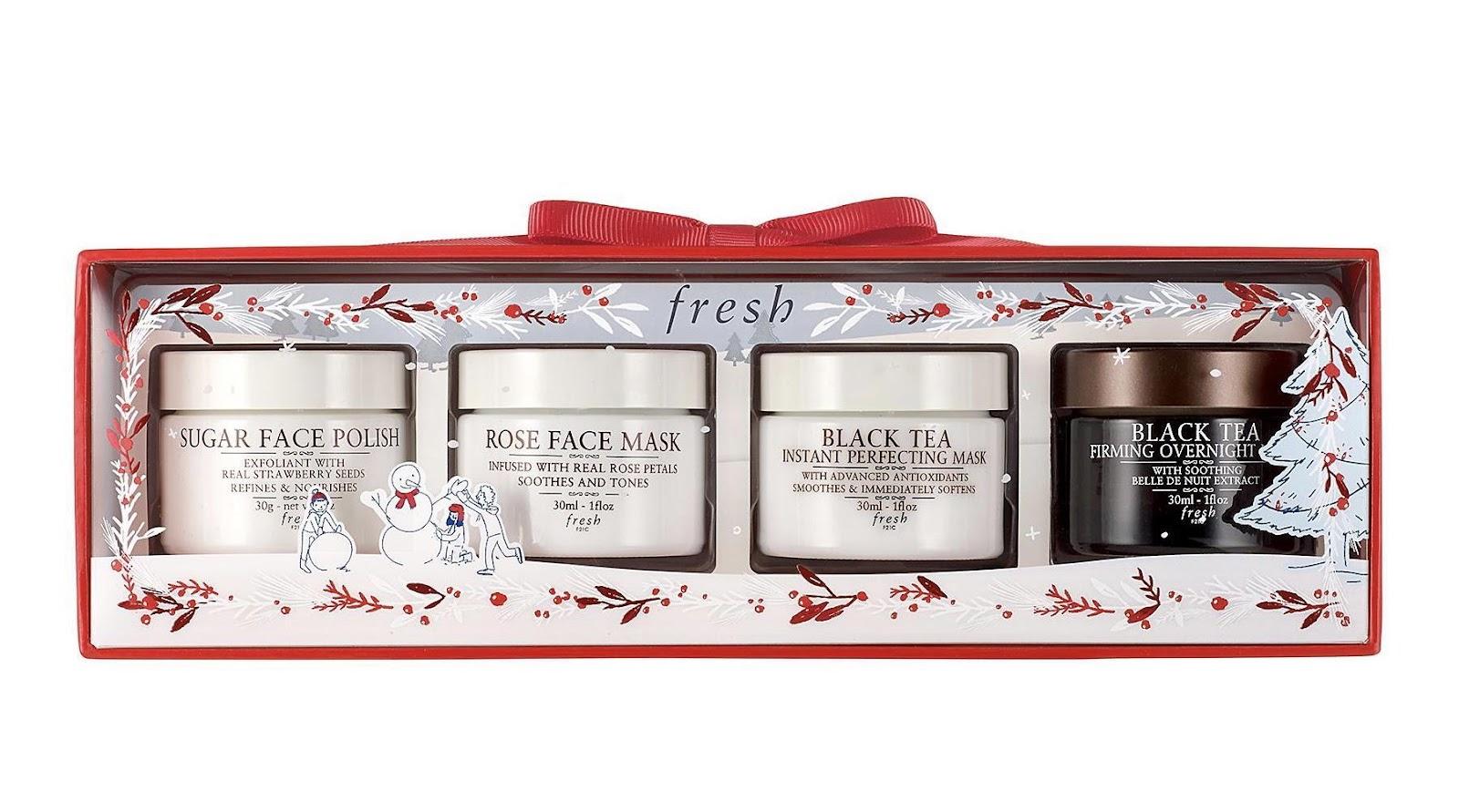 10. Fresh Self-care Masking Set จาก Fresh