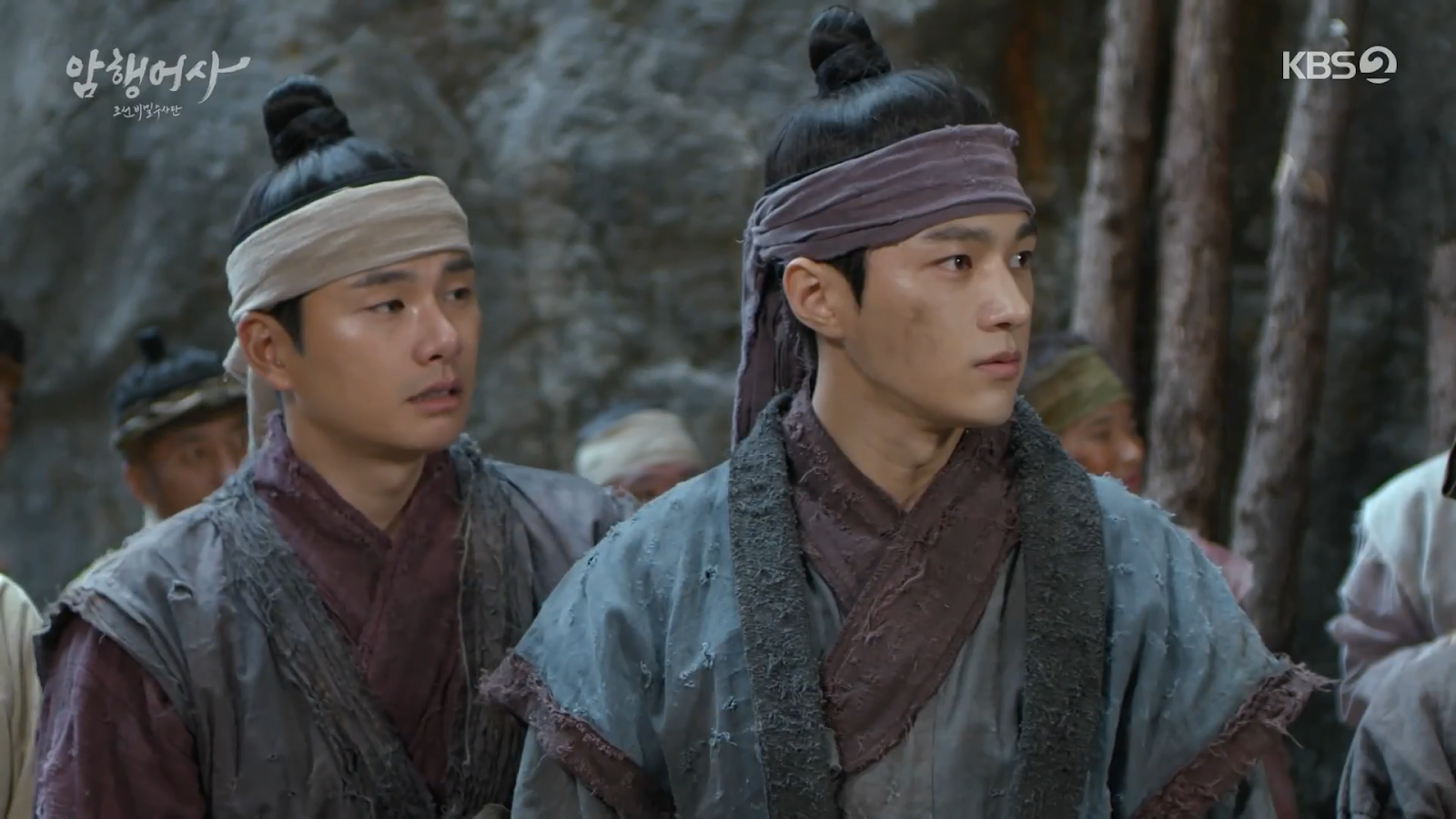 Royal Secret Agent Episode 4 Kim Myung-soo and Lee Yi-kyung