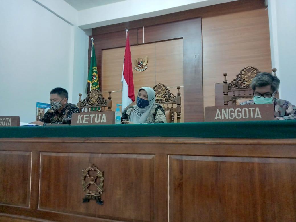Pembinaan dan Pembekalan Juru Sita / Juru Sita Pengganti Pengadilan Agama Teluk Kuantan | (14/6)