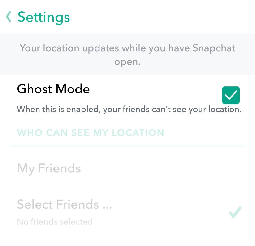 snapchat tips and tricks