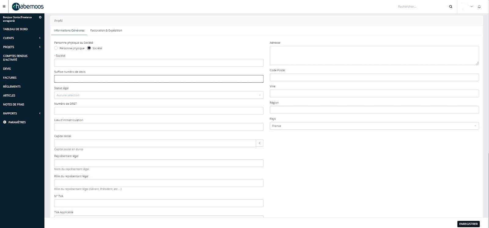 Utiliser un logiciel de facturation en ligne dès votre création d'entreprise 4