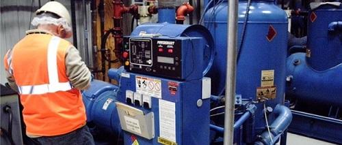 Quy trình kiểm tra và chạy thử máy sấy khí nén sau khi lắp đặt