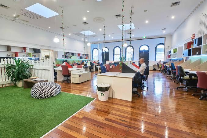 WOTSO Workspace Brisbane Coworking Space Brisbane