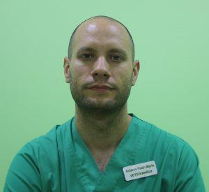 Antonio Folch, Veterinario