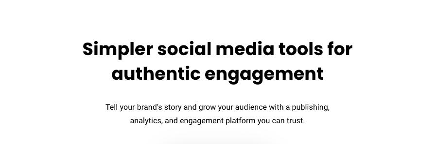 Social media marketing tools - Buffer