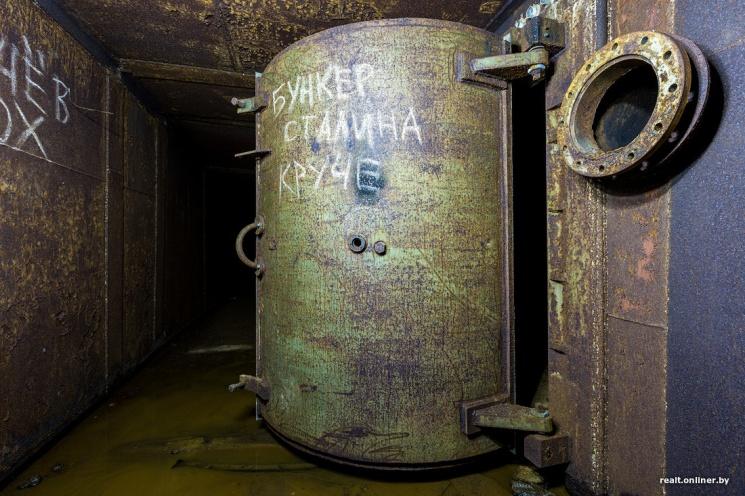 Что скрывает секретный бункер Горбачева в белорусских лесах