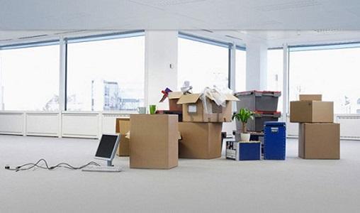 Tính nhanh cước phí của các đơn vị dịch vụ chuyển văn phòng
