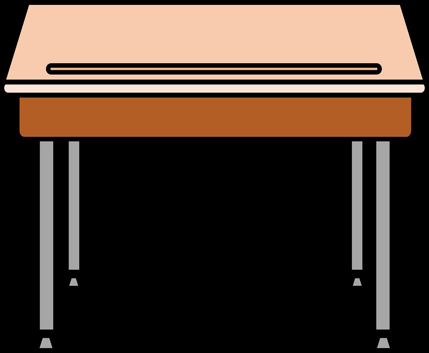 Desk - Free vector graphics on Pixabay
