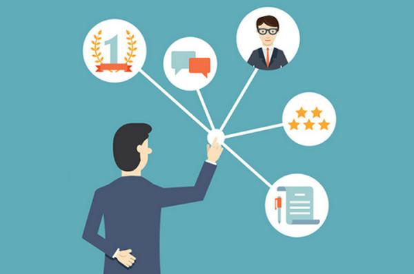 ERP giúp doanh nghiệp nắm bắt thông tin khách hàng, đưa ra giải pháp hiệu quả