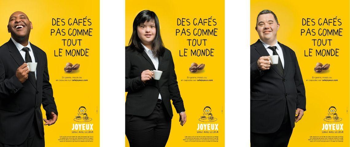 Food : les Cafés Joyeux lancent leur marque de café