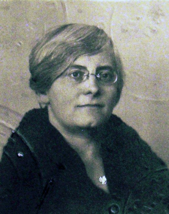 Дружина Симона Петлюри Ольга