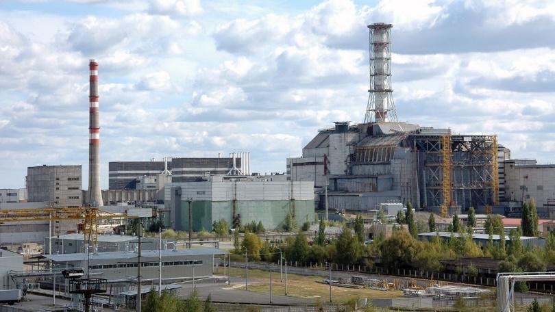 Внутри четвертого энергоблока Чернобыльской АЭС сняли видео