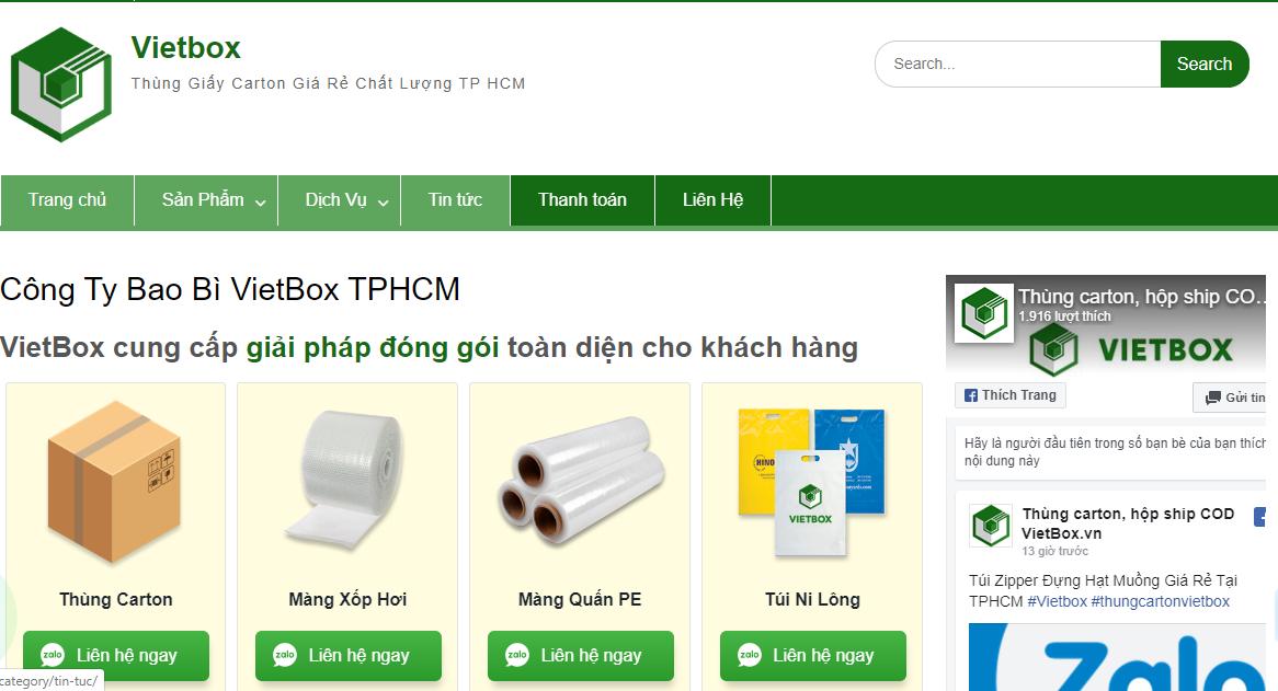 hình ảnh Top 10 địa điểm bán thùng carton, hộp giấy giá rẻ tại TPHCM - số 1