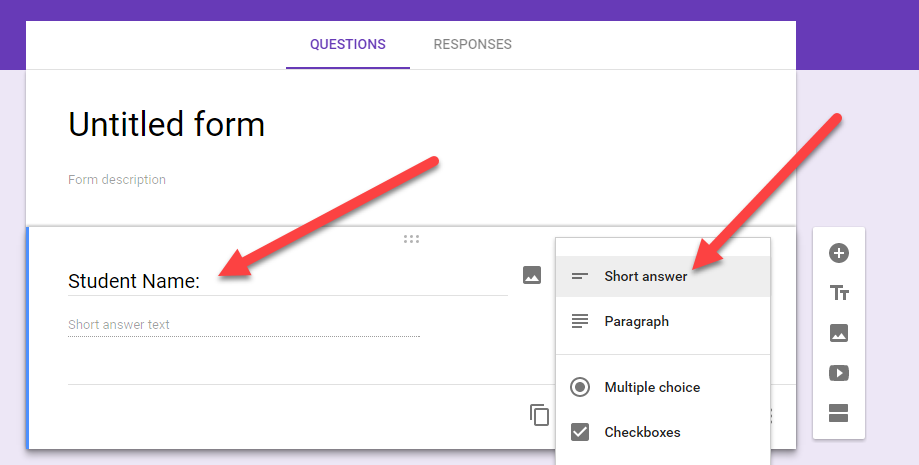 Creating Quizzes with Google Forms ~ Ryan's Tech Tips