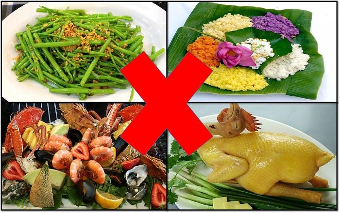 Top 4 thực phẩm không nên sử dụng sau khi Căng chỉ collagen
